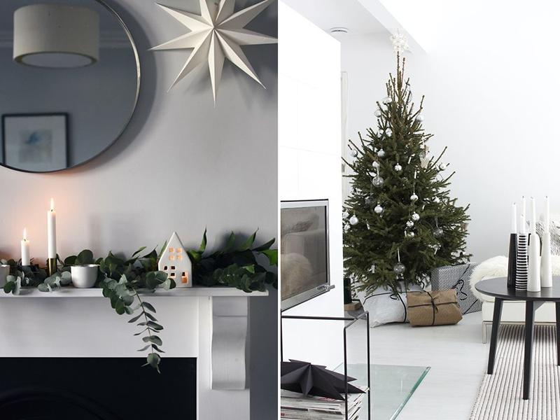 Minimalizm ma najwyższą cenę w dekoracji wnętrz na Święta Bożego Narodzenia 2019