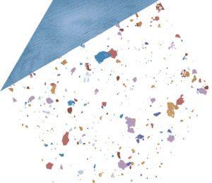 Aparici STRACCIATELLA kolekcja BLUE NATURAL