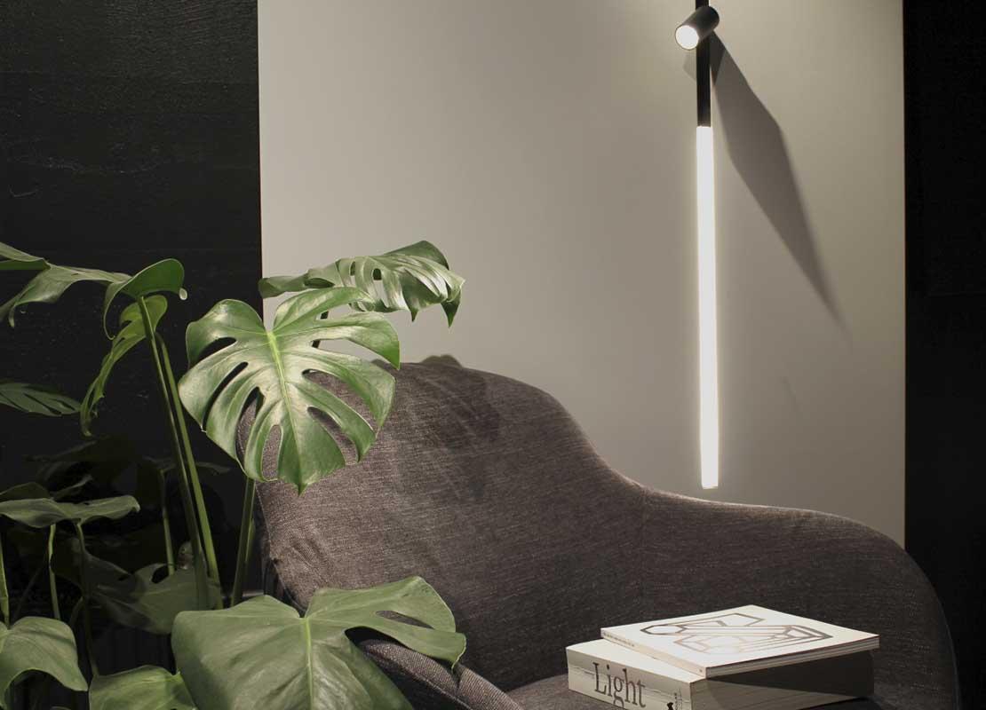 System oświetlenia magnetycznego ARCHLINES na ekspozycji w showroomie Internity Home przy Duchnickiej 3 w Wa-wie