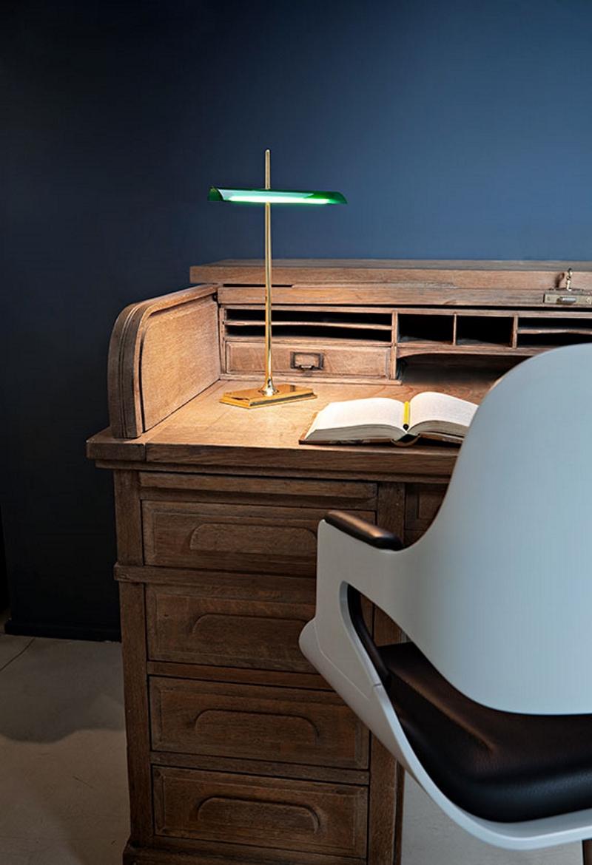 Oryginalne lampy stołowe