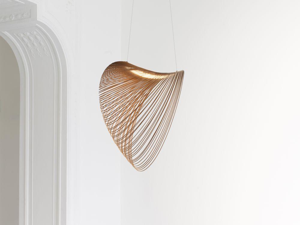luceplan lampa złota internity home