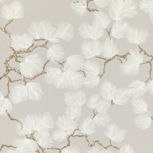 Tapeta Sand Berg kolekcja Nippon seria Pine Grey