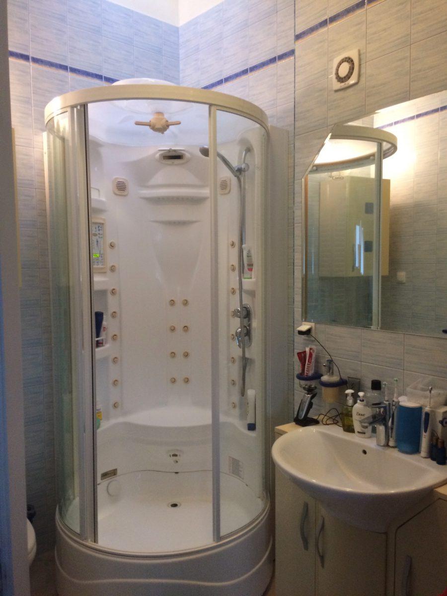 Druga łazienka przed metamorfozą