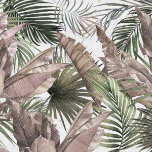Tapeta Inkiostro Bianco kolekcja Inediti Lost in the jungle