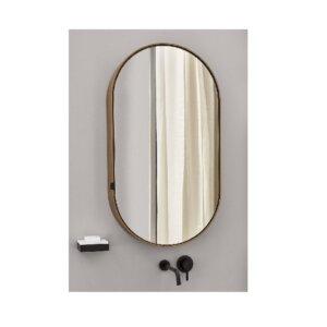 Lustro Oval Box Mirror design: Andrea Parisio – Giuseppe Pezzano