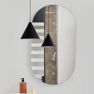 Lustro Cielo Oval Mirror design: Andrea Parisio – Giuseppe Pezzano