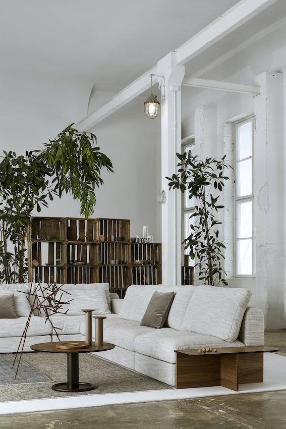 Sofa Raksa, stoliki kawowe Oo | Nowości marki Nobonobo