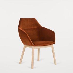 Krzesło Paged M-TUK (LOUNGE)