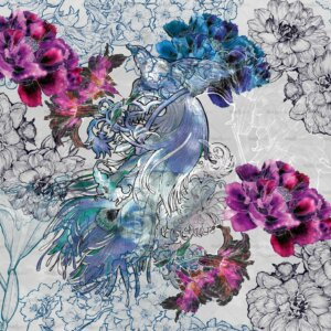 Tapeta Wall & Deco Wet System Mystical dream WET_MD1502