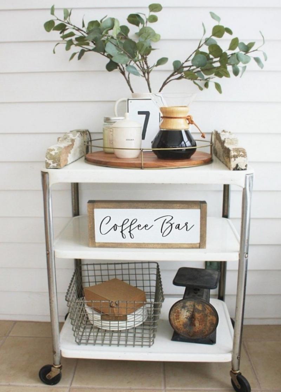 domowa kawiarnia