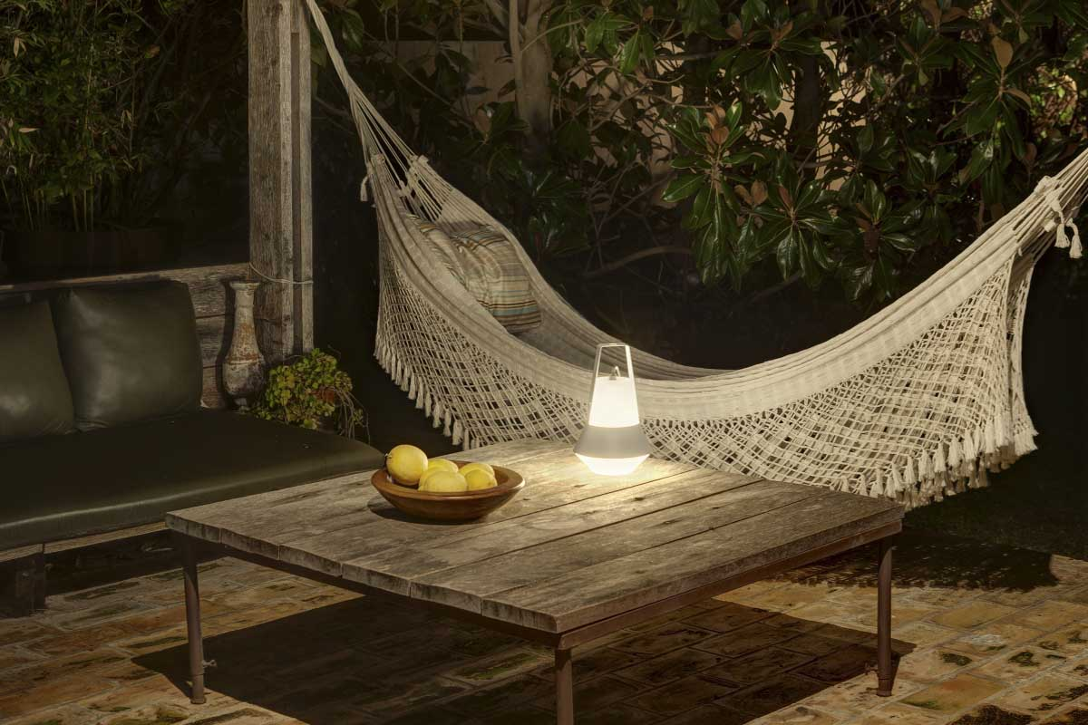 meble i oświetlenie outdoorowe