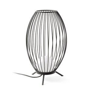Lampa zewnętrzna Faro CAGE LED Dark grey