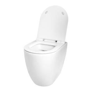 HushLab Smooth wc stojący 54×35 biały