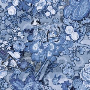 Tapeta Arte Tokyo Blue MO3012