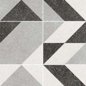 Płytki Equipe Micro Elements Grey 20×20