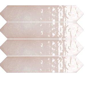 Płytki Cifre kolekcja Otics Pink 6,5×33,2