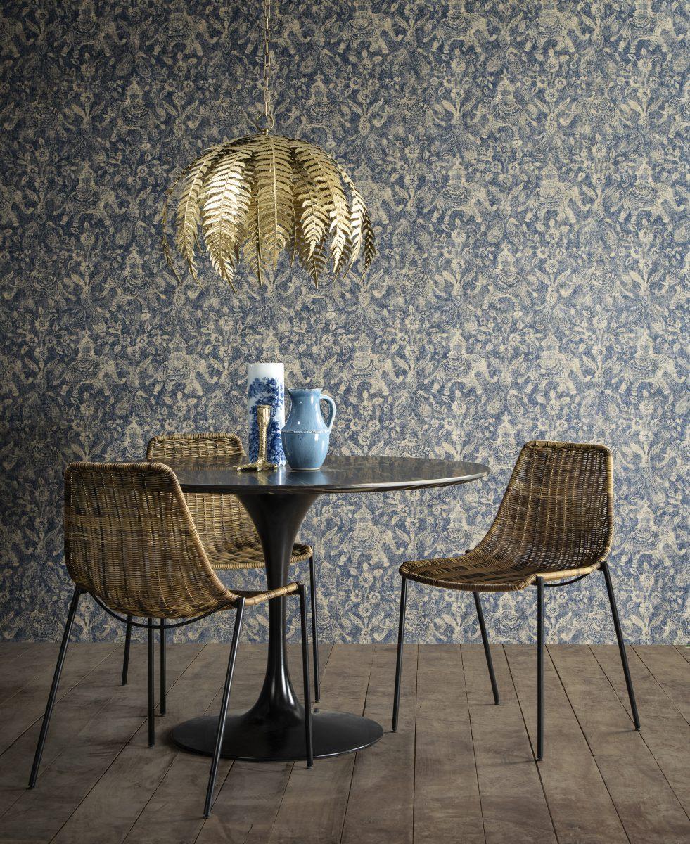 Tapety Arte są dostępne w showroomach z Grupy Internity Home