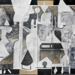 Tapeta Wall & Deco Contemporary 2020 Mutamenti WDMU2001