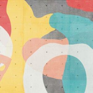 Tapeta Wall & Deco Contemporary 2020 Ozio WDOZ2001