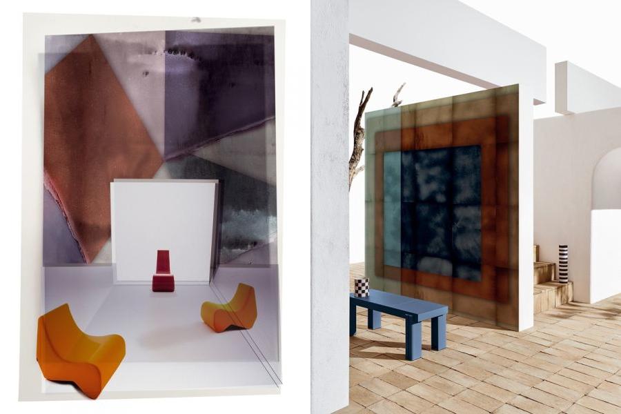 Nowa kolekcja tapet od Wall & Deco jest dostępna w showroomach z Grupy Internity Home