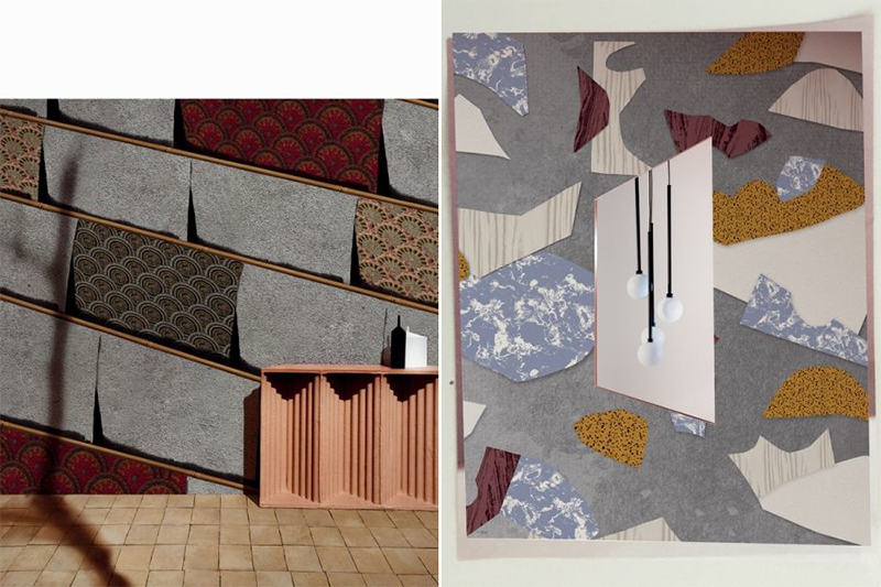 Tapety Contemporary 2020 od Wall & Deco