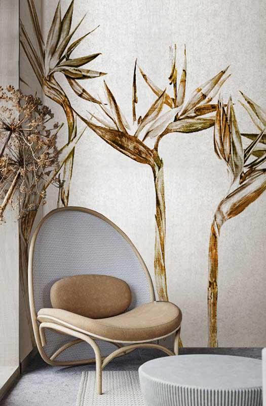 Tapety One Wall Design są dostępne w showroomach z Grupy Internity Home