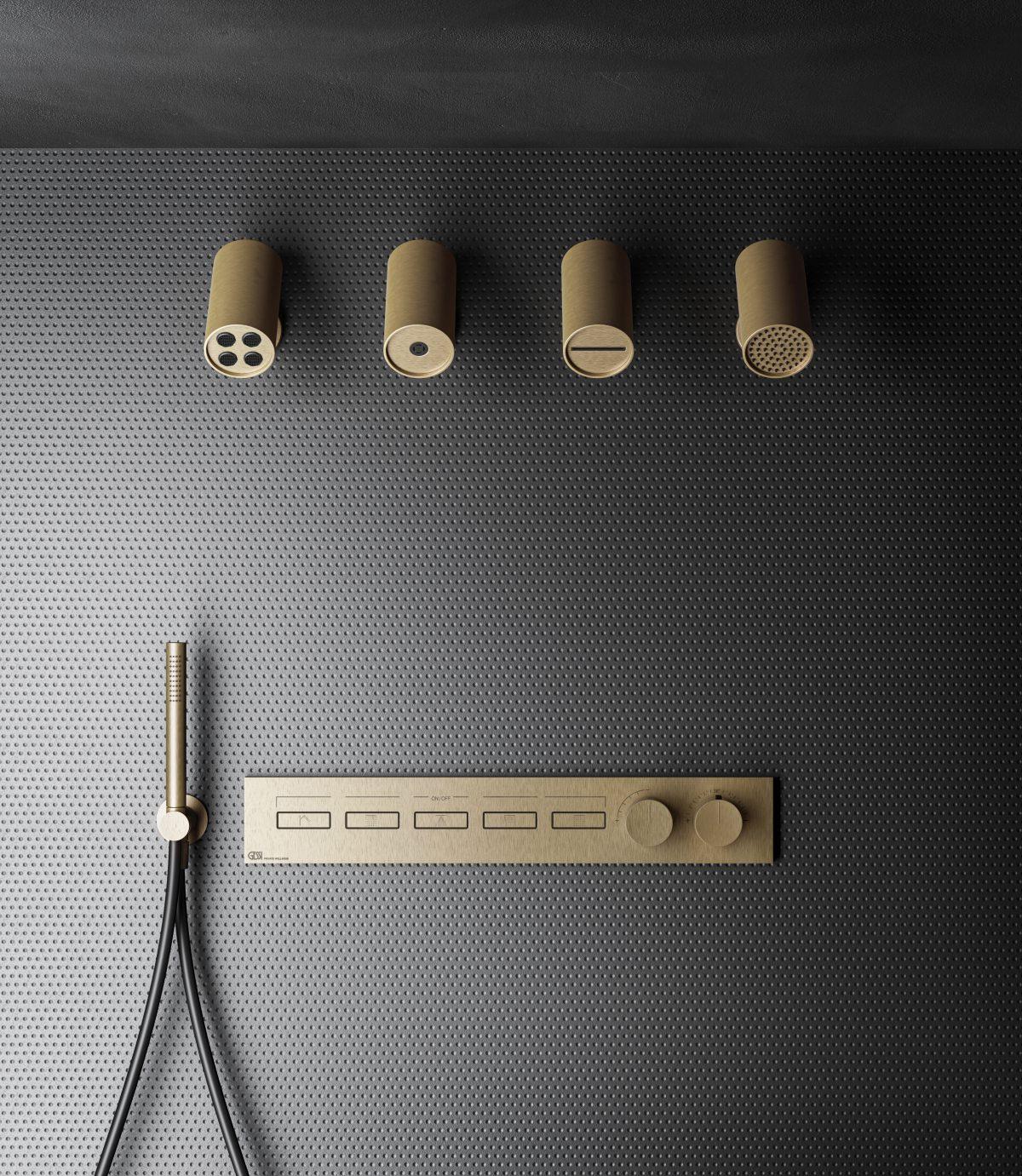 Baterie Hi-Fi Gessi