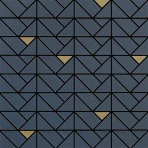 Płytki Marazzi kolekcja ECLETTICA – MOSAIC BRONZE BLUE