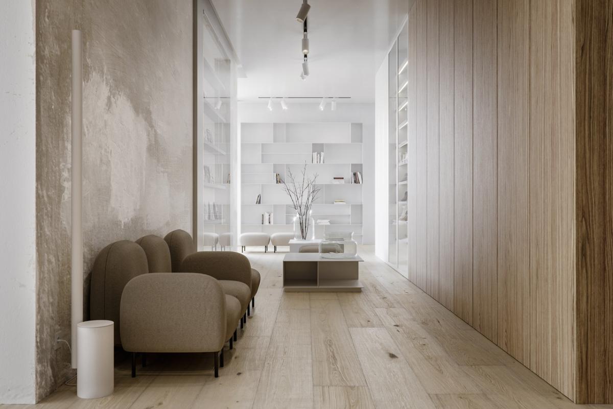 apartament w japońskim stylu