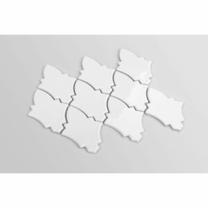 Mozaiki Raw Decor kolekcja SHIELD WHITE