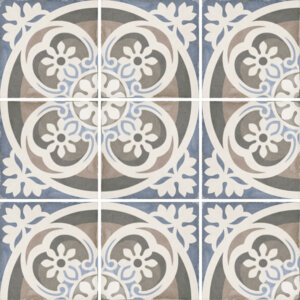Płytki Equipe kolekcja Art Nouveau Music Ha