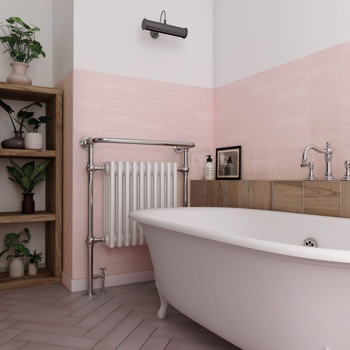 Arrow Blush Pink