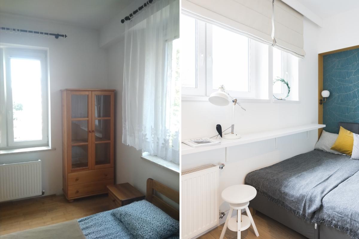 Metamorfoza mieszkania w bloku