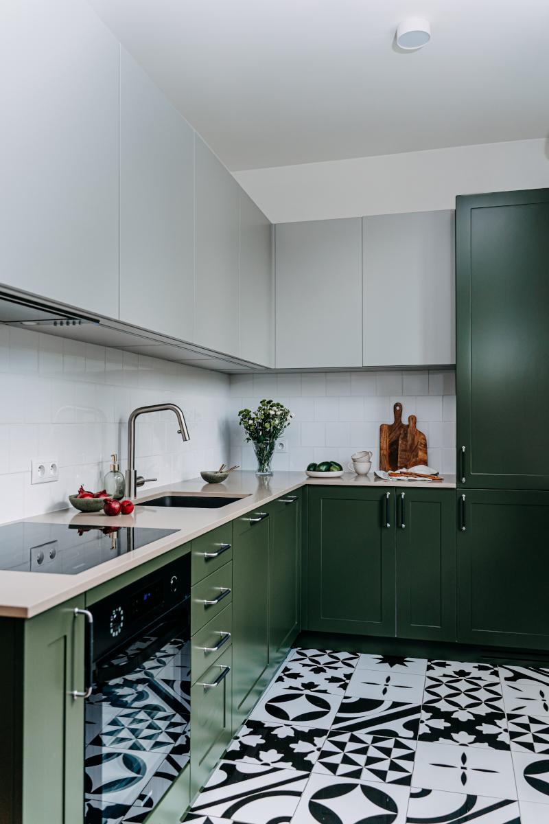 zielona kuchnia