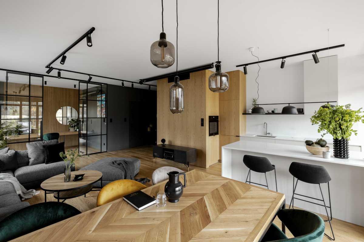 Projekt Fuga Architektura Wnętrz,
