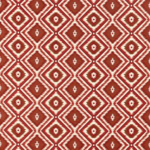 Tkanina dekoracyjna Sanderson kolekcja Kelim