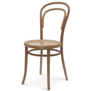 Fameg Krzesło 14 z wyplataną matą (A-14)