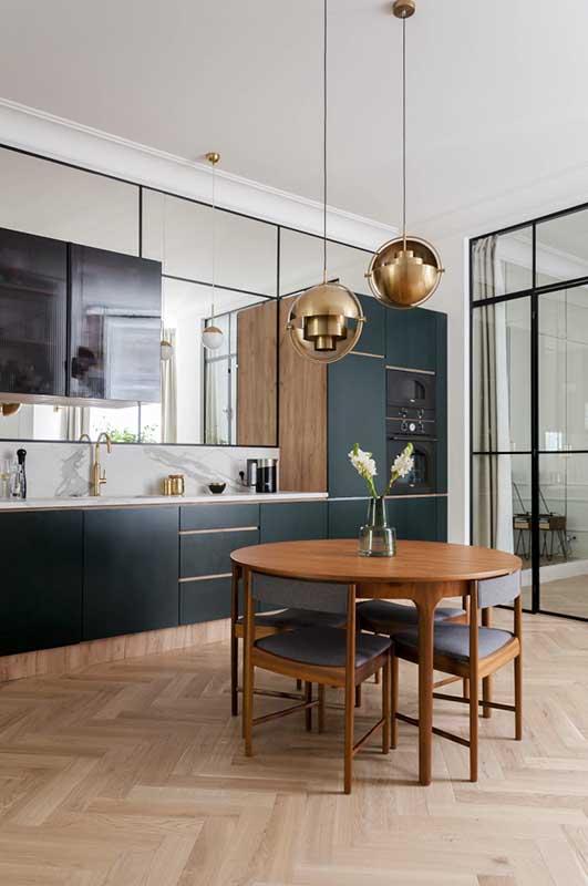 Kuchnia | proj. Studio Projektowe 4room (architekt wnętrz Lisa Bachurina)