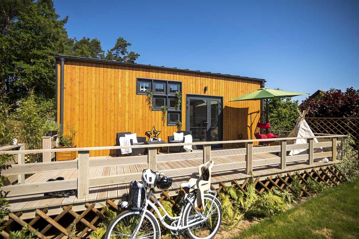 Realizacja Tiny Smart House; Proj.: Nasze Nowe, Eliza Ziemińska-Żak; Fot. Anna Nowak