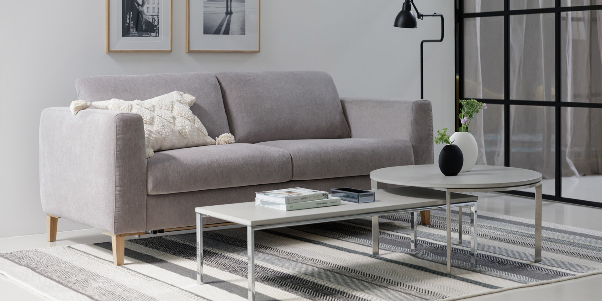 Sofa rozkładana sits henry internity home