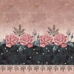 Tapeta Wall & Deco Wet System kolekcja Rosa di Sera