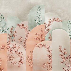 Tapeta Wall & Deco Wet System kolekcja Vivido