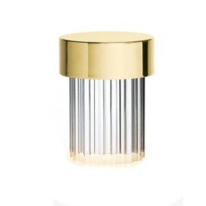 Flos lampa stołowa Last Order Fluted | Proj. Michael Anastassiades, 2020