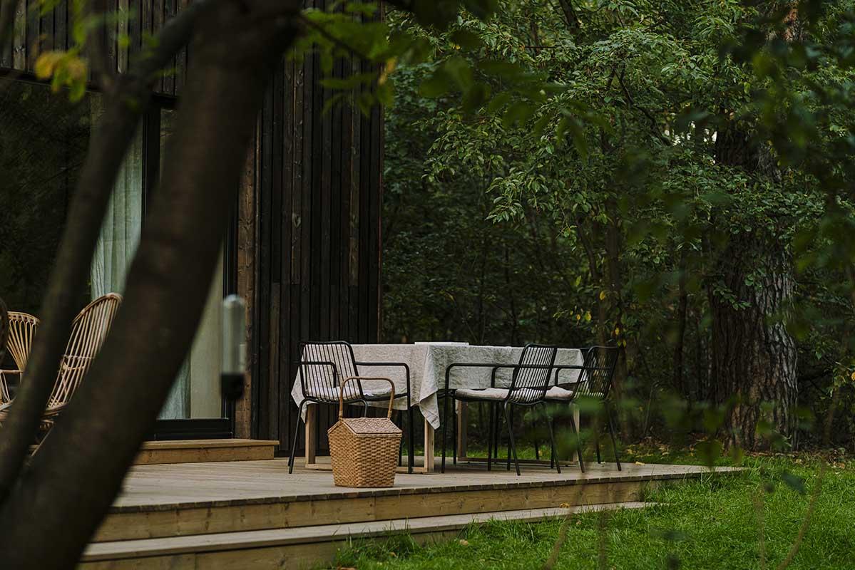 Taras | proj.:  MP Studio Architektury www.moszczynskapuchalska.com