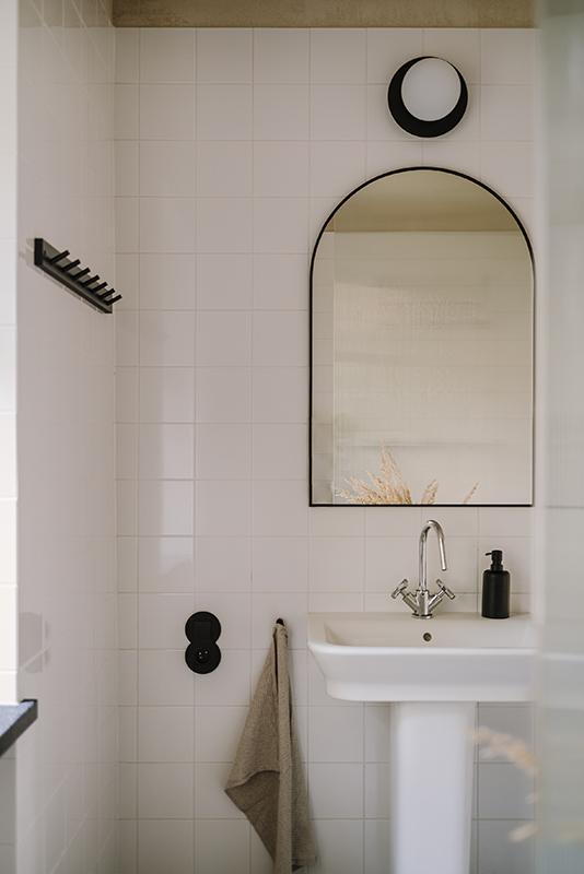 Projekt łazienki | proj.:  MP Studio Architektury www.moszczynskapuchalska.com