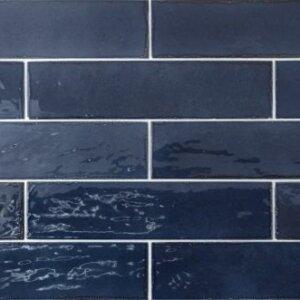 Płytki Equipe kolekcja Tribeca Blue Note 6 x 24,6