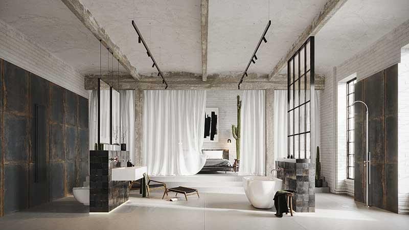Metamorfoza loftu w stylowe wnętrze  - Zamów Aranżację!
