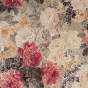 Tkanina dekoracyjna Zoffany kolekcja ROSE ABSOLUTE LINEN