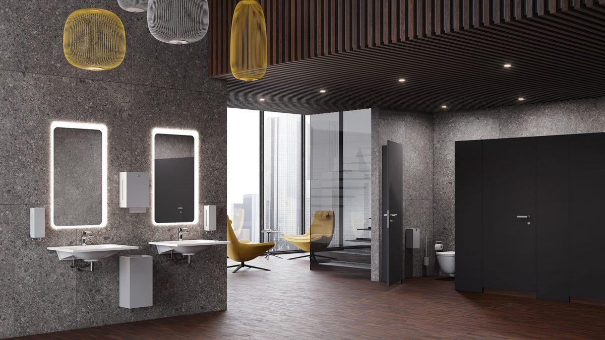 standardy higieny w łazience