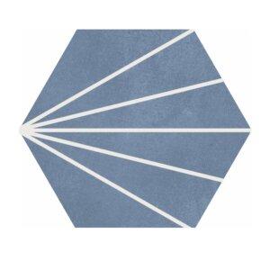Płytki APE kolekcja Macba A037107_Sunny_blue